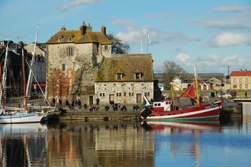 Honfleur, Normandie