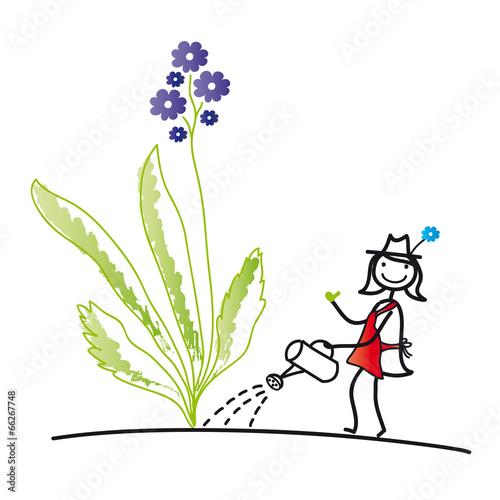 Bilder Und Videos Suchen Blumen Giessen