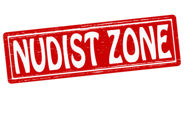 Nudist zone
