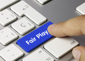 Fair Play. Keyboard