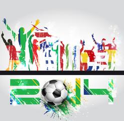 Mondiali Brasile 2014, calcio