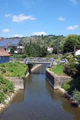 Ludwigkanal in Kehlheim