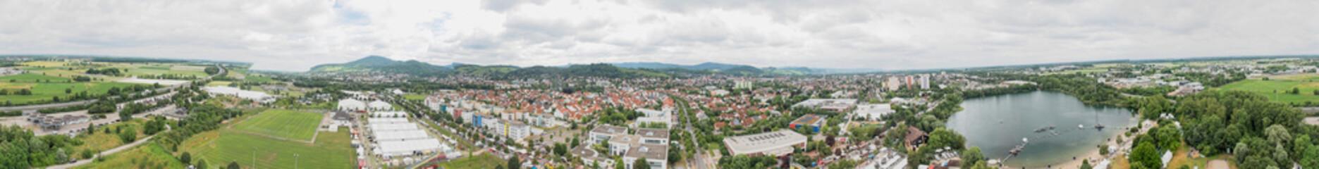 Bensheim Panorama