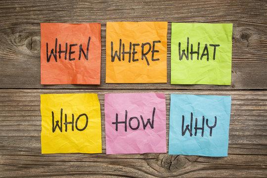 brainstorming or decision making