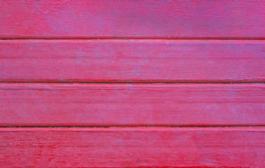 red wood plank