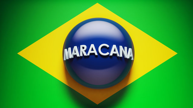 Brazil Maracana Concept