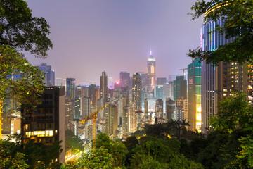 Foto op Aluminium Hong-Kong Dream of Hong Kong