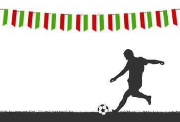 Fußballer Italien