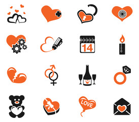 Valentines and Love Icons