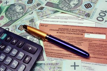Taxes in poland