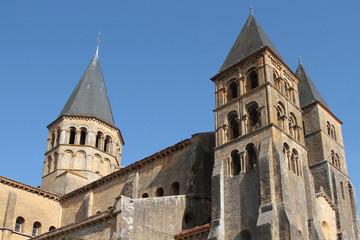 La Basilique du Sacré-Coeur à Paray-le-Monial
