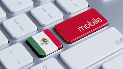 Mexico. Mobile Concept