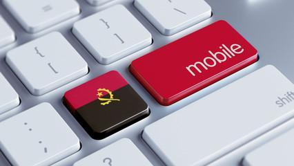 Angola Mobile Concept