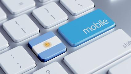 Argentina Mobile Concept