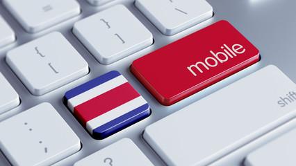 Costa Rica. Mobile Concept