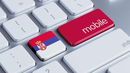 Serbia Mobile Concept