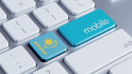 Kazakhstan Mobile Concept