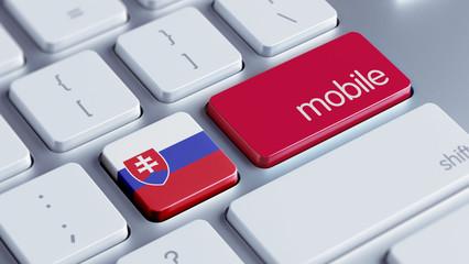 Slovakia Mobile Concept