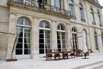 Paris - Palais de l'Élysée
