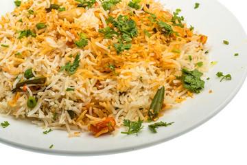Vigetable Briyani