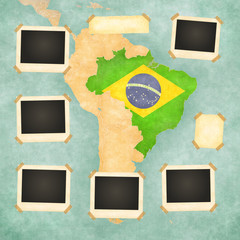 Vintage photo frames (Brazil)
