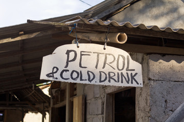 Petrol & Cold Drink
