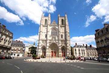 France / Nantes / Cathédrale St-Pierre et St-Paul  Fotomurales
