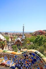 Foto op Canvas Barcelona Spain - Barcelone