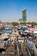 Dhobi Ghat Laundry in Mumbai