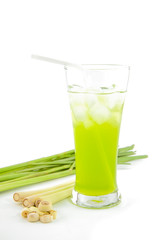 lemon grass water