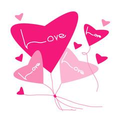 Group Heart love