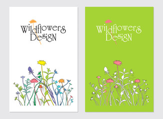 Wildflowers Design are beautiful cards.