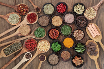 Healthy Herbs and Spices