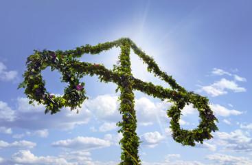 .Midsummer celebrations
