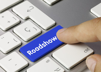 Roadshow. Keyboard