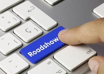 Roadshow. Keyboard