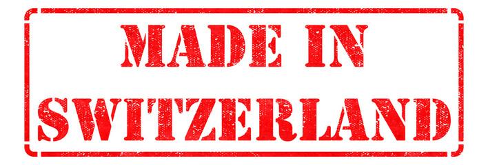 Znalezione obrazy dla zapytania made in switzerland