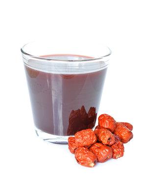 Chinese herbal tea, jujube honey tea