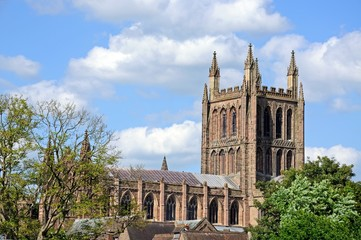 Hereford Cathedral © Arena Photo UK
