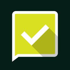 Minimal Check Icon