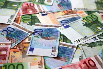 Euro Hintergrund