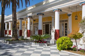 Kerkyra/Korfu - Achilleion Schloss Kaiserin Elisabeth