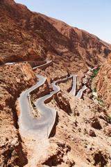 Keuken foto achterwand Marokko Dades