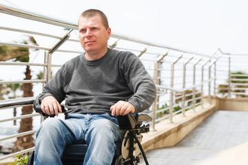 Paraplegic - Wheelchair