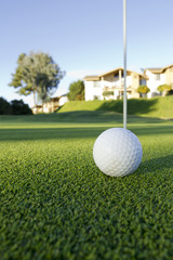 Ball for golf
