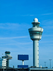 Schiphol Control Tower, Amsterdam