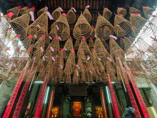 ベトナム 天后宮(ティエンハウ廟)