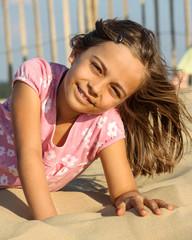 joie sur la dune