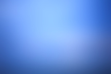 Abstract  blue blur background