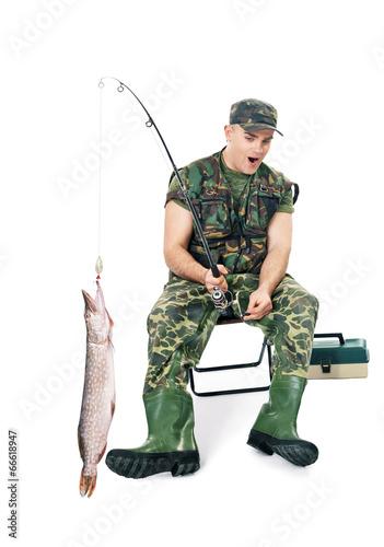 фото рыбаков в камуфляже